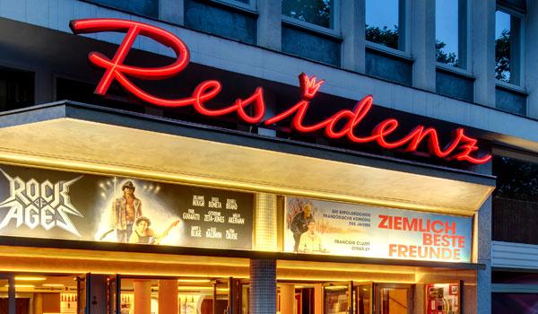 RESIDENZ Köln - eine ASTOR Film Lounge