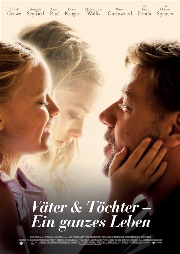 Fathers And Daughters Besetzung