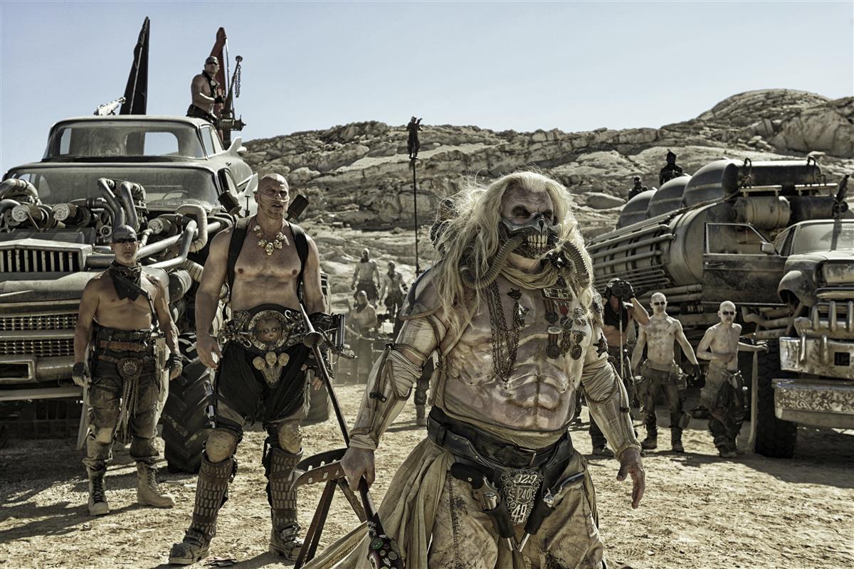 Mad Max Besetzung