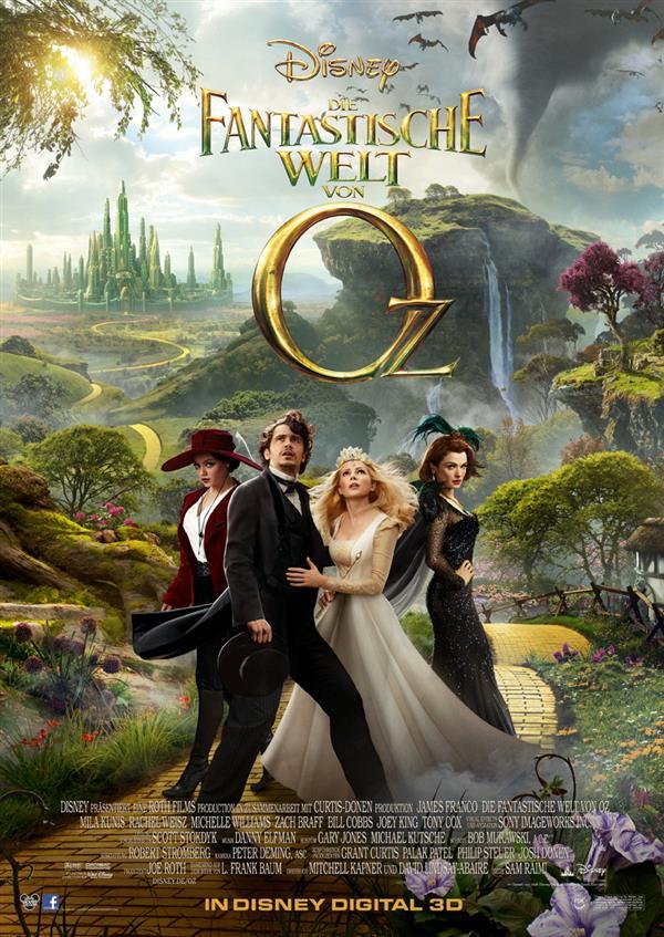 Die Magische Welt Von Oz