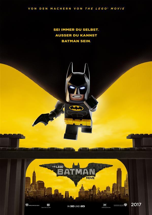 The Lego Batman Movie - Zoo Palast Berlin