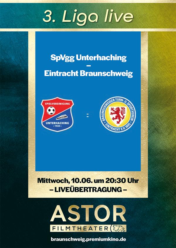 Unterhaching Braunschweig